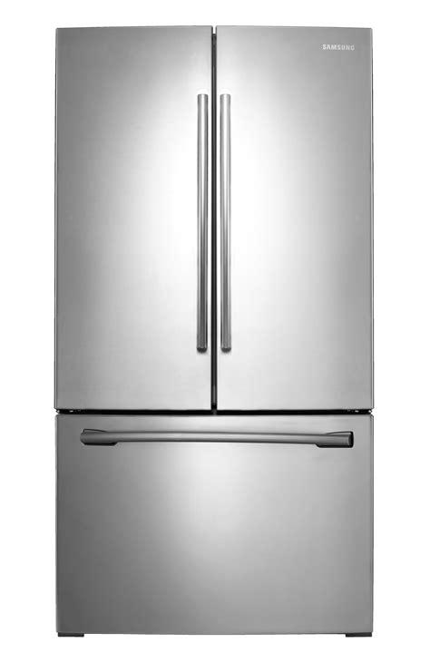 refrigerator samsung door samsung 26 cu ft door refrigerator w