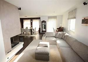 ein wohnzimmer mit kamin gestalten raumax With wohnzimmer gestaltung