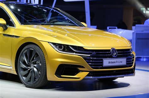 Meet The Hot Sister Of Passat Volkswagen Arteon Revealed