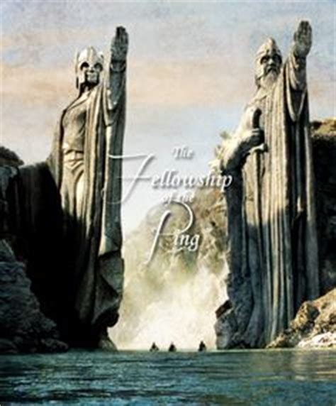 le seigneur des anneaux la communaute de lanneau