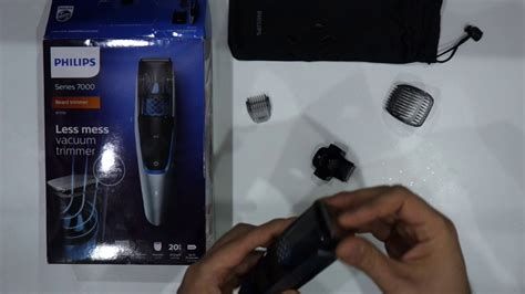 philips bt series  beard trimmer review youtube