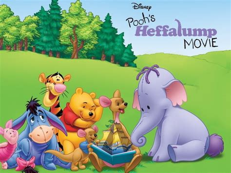 Image Poohs Heffalump Movie Wallpaper Winniepedia