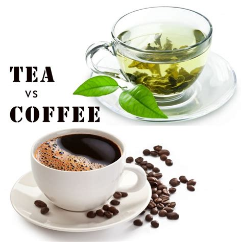 If i had to choose between drinking coffee or tea everyday, which would be the advantages and disadvantages they're both fine as long as you sleep well at night. Healthwise : Tea is better than Coffee | The Tea Republic