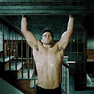 Teen Wolf Pull Ups GIF - Find & Share on GIPHY