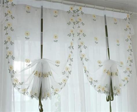 resultado de imagen  cortinas de tela como hacer