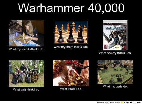 warhammer 40 000 demotivationals