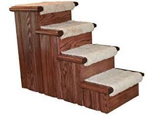 amazon com premier pet steps tall raised panel dog steps