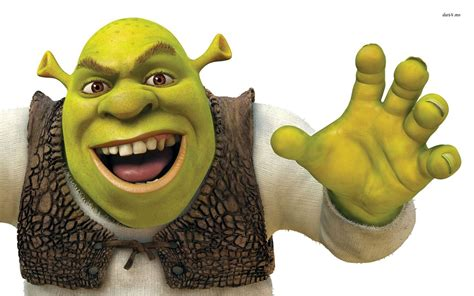 shrek wallpaper cartoon wallpapers