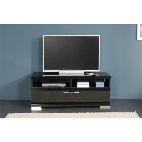 athena meuble tv laqu 233 noir achat vente meuble tv athena meuble tv laqu 233 noir panneau de