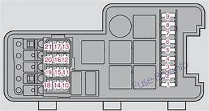 Fuse Box Diagrams  U0026gt  Volvo Xc90  2008