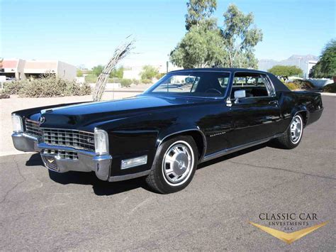 1968 Cadillac Eldorado For Sale 1968 cadillac eldorado for sale classiccars cc 1044210
