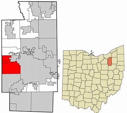 Ohio Copley Township Summit County Wikipedia Svg