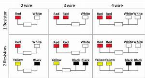 Rtd Wiring Color Code