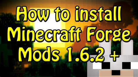 scmowns   install minecraft forge mods