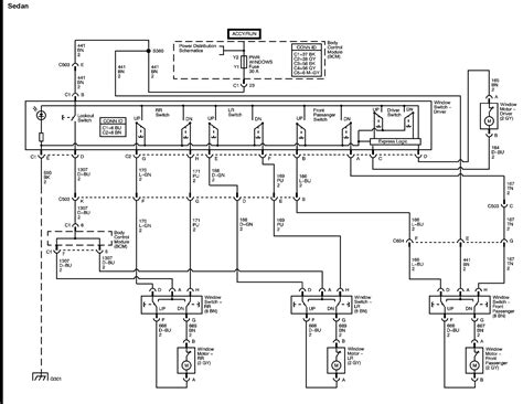 2004 Saturn Ion Wiring Diagram by Im Trouble With My Power Windows On My 2004 Saturn