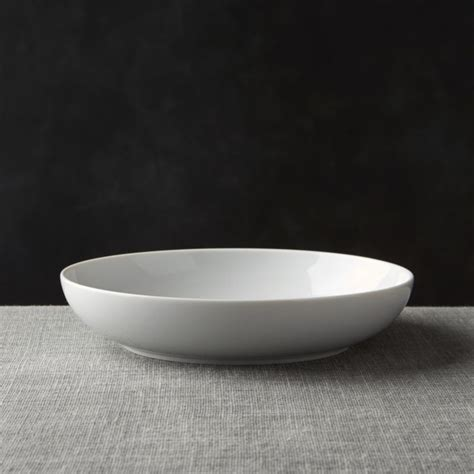 "Bistro 10"" Low Bowl   Reviews   Crate and Barrel"