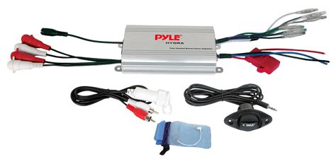 Boat Stereo No Power by Pyle Plmrmp3a Marine And Waterproof Vehicle