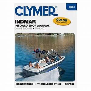 Clymer U00ae B805 - Repair Manual