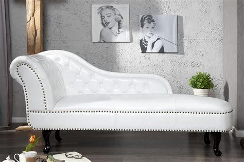 chesterfield sofa weiss recamiere chesterfield weiss 10943 2505