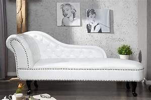 Chesterfield Sofa Weiss : recamiere chesterfield weiss 10943 2505 ~ Eleganceandgraceweddings.com Haus und Dekorationen