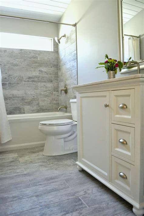 tile    wood inspire  bathroom