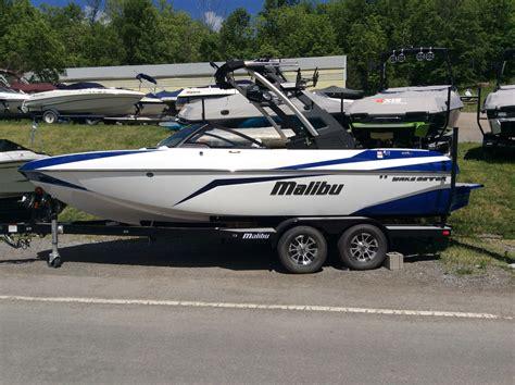 Malibu Boats Price List by Malibu Wakesetter 21 Vlx Boats For Sale Boats