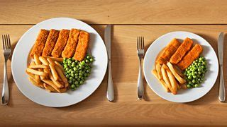 Portion control - Energy and nutrients – CCEA - GCSE Home ...