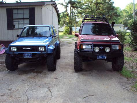 1992 Daihatsu Rocky by Tonkatracker 1992 Daihatsu Rockysx Sport Utility Top