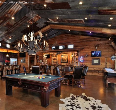 how big is a bar pool table very large garage turned into a man cave with a pool table