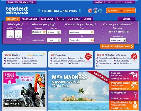 Travel Deals The Best Websites Forfinding Holiday