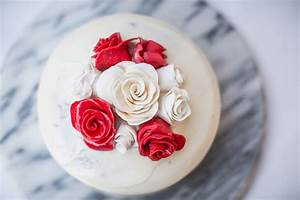 Begleitpflanzen Für Rosen : merkur blog diy rosen deko f r torten ~ Orissabook.com Haus und Dekorationen