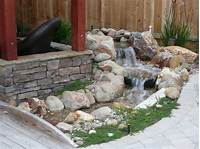 small water features The 2 Minute Gardener: Photo - Small Water Feature with ...