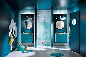 Deco Bleu Petrole : une d ferlante de bleu dans la d co maison cr ative ~ Farleysfitness.com Idées de Décoration