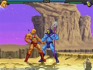 xGUTSx M.U.G.E.N. (He-Man vs Skeletor) Masters of the ...