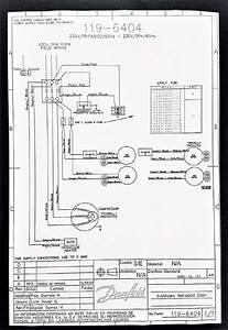 Danfoss Optyma Condensing Unit Hgzc0500uwe300q 114n6336 W