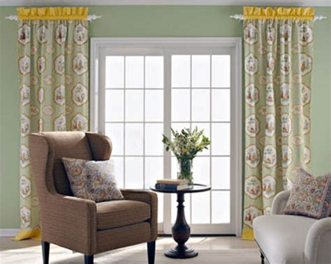 window treatments for doors ideas