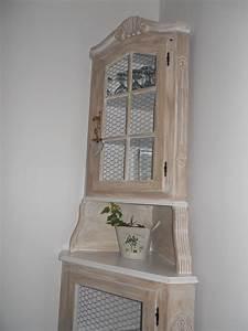 Meuble D Angle Moderne : meubles d co meuble d 39 angle enti rement relook au style ~ Teatrodelosmanantiales.com Idées de Décoration