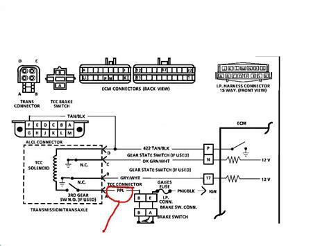 700r4 tcc wiring diagram 24 wiring diagram images