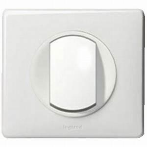 Interrupteur Va Et Vient Legrand : interrupteur va et vient legrand c liane complet blanc ~ Melissatoandfro.com Idées de Décoration