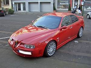 Alfa Romeo 156  History Of Model  Photo Gallery And List