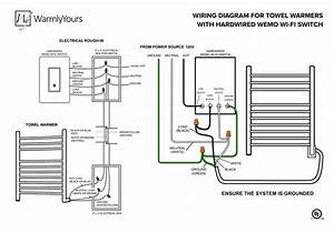 4485 Towel Warmer Wiring Diagram Zip Download