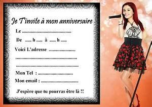 top model web templates for 2017 invitation anniversaire top model