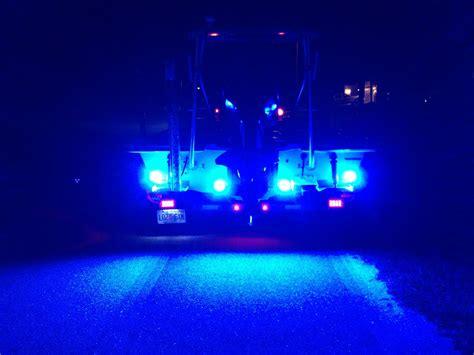 waterproof led boat trailer boat trailer lights submersible led best free home