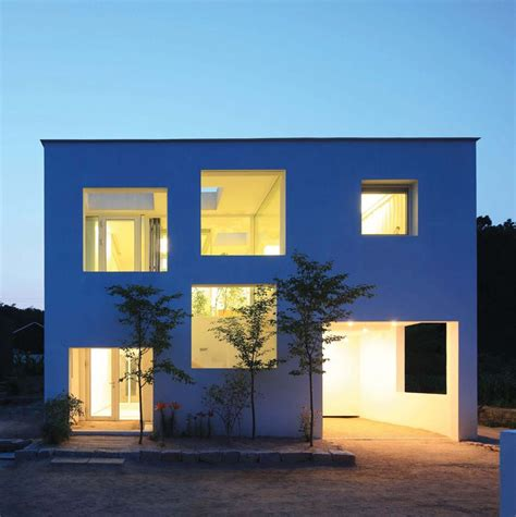 9x9 Experimental House In Korea By Younghan Chung