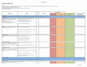 Swot Template Excel Gap Analysis Templates 4 Documents For Excel Ppt And