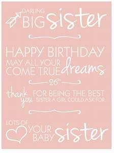 @Brandigayle Wi... Cute Sister Bday Quotes