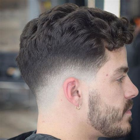 35 men s fade haircuts 2019 curly hairstyles for men