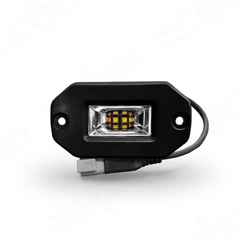 road lights led led road 2 quot single row led light flush