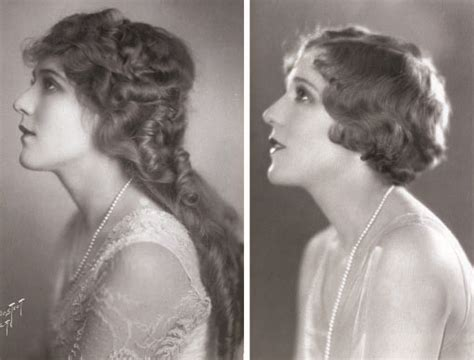 Beyond the Bob: 1920s Hairstyles for the Rapunzels Among