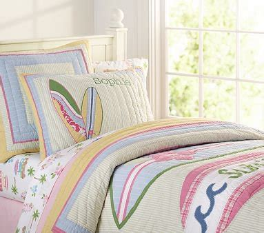 Pottery Barn Surf Bedding by Pottery Barn Malibu Quilted Bedding 10 Pretty